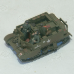 pro painted WW2 american Military vehicle 1:50 scale model kit plastic @sold@